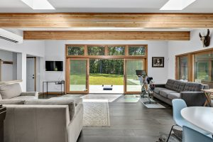 Contemporary home interior by Nordic Construction