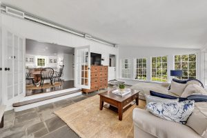 Pound Ridge NY home interior built by Nordic Construction