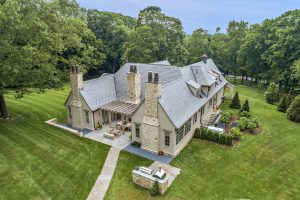 Westchester County NY French Country Home