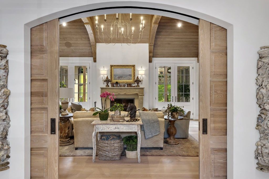 Custom home by Fairfield County CT builder Nordic Construction Inc