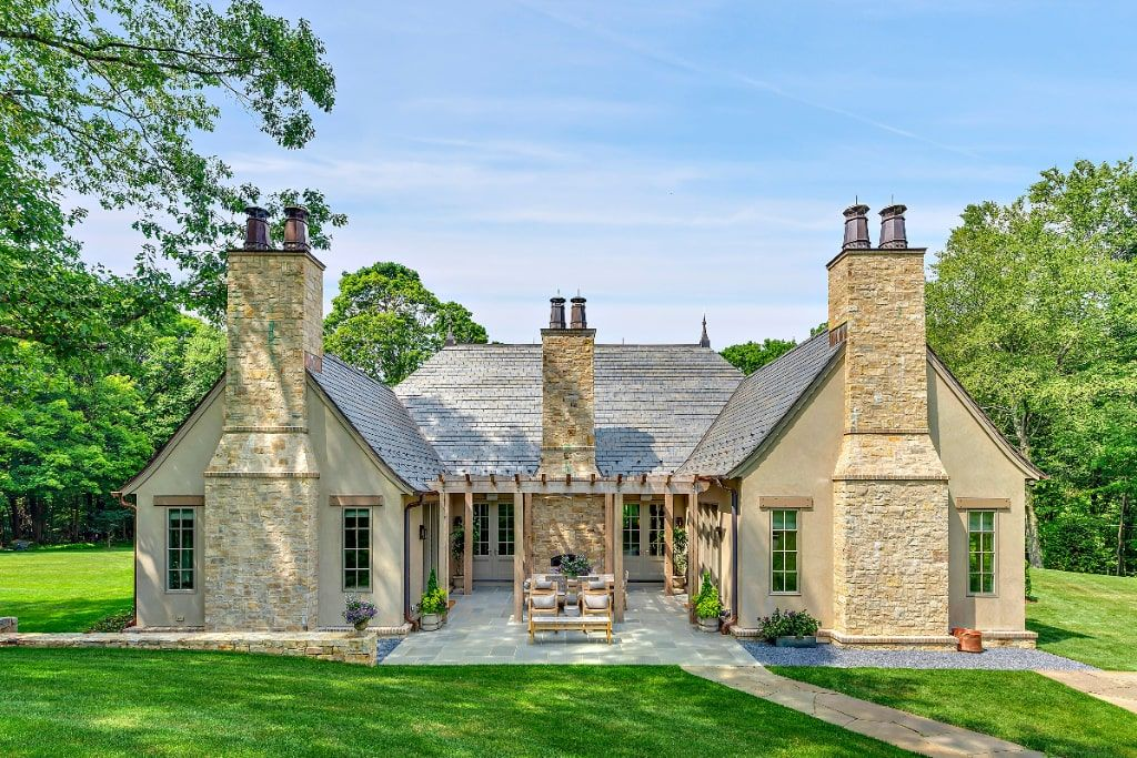 custom home by New York builder Nordic Construction Inc
